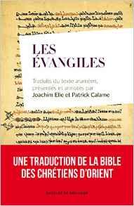 Couverture Évangiles en araméen