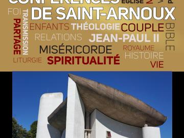 Affiche conférence Chantal Desvignes-Mallet
