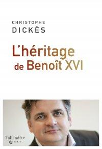 Couverture L'héritage de Benoît XVI